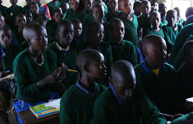 Secondary school in Tanzania through NCN
