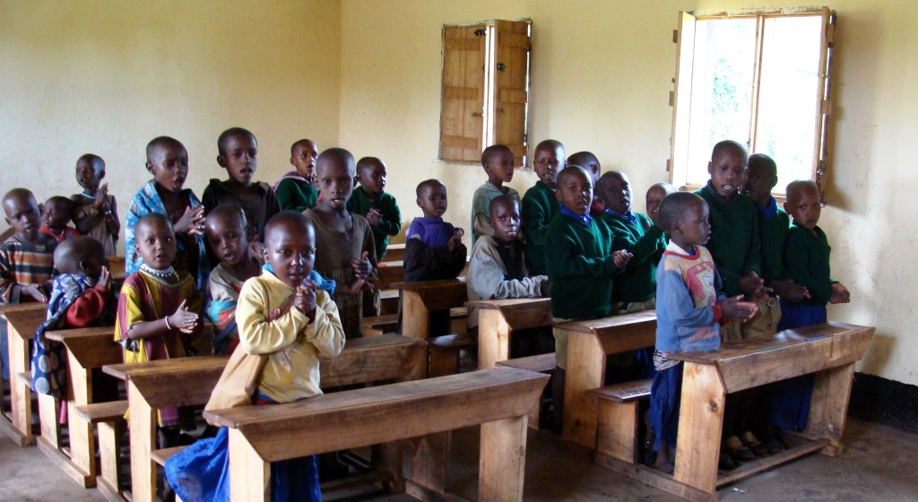 Kids in classroom cropped